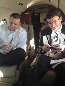 bob and don on plane 2