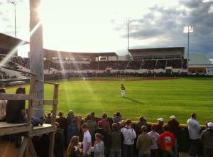 sun at the dude
