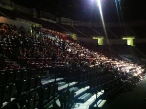student athlete meeting