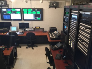 MSU's current control room. Another one is being built this summer.